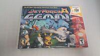 Jet Force Gemini Nintendo 64 N64 Box Art And Case No Game