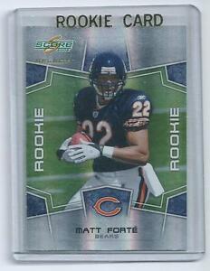 Matt Forte 2008 08 Score Select Rookie Card #129   only 999 made