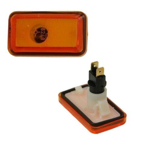 Right PORSCHE 911 88-94; 911 93-97; 968 91-95 Turn Blinker Indicator PAIR Left