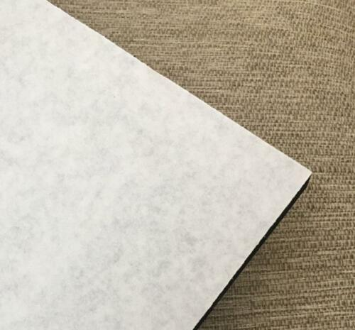 """US Stock 1mm x 12/"""" x 12/"""" Silicone Rubber Sheet Self Adhesive High Temp Plate Mat"""