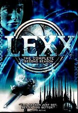 NEW 3DVD SET // LEXX SEASON TWO  //  20 EPISODES // 8 HOURS // Eva Habermann