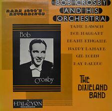 "BOB CROSBY - THE DIXIELAND BAND  12""  LP (P396)"
