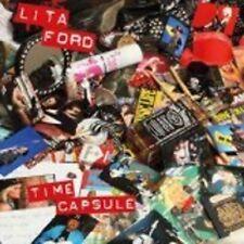 Time Capsule [Digipak] by Lita Ford (CD, Apr-2016, SPV)