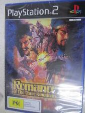 Romance Of The Three Kingdoms VIII 8 PS2 (NEW)