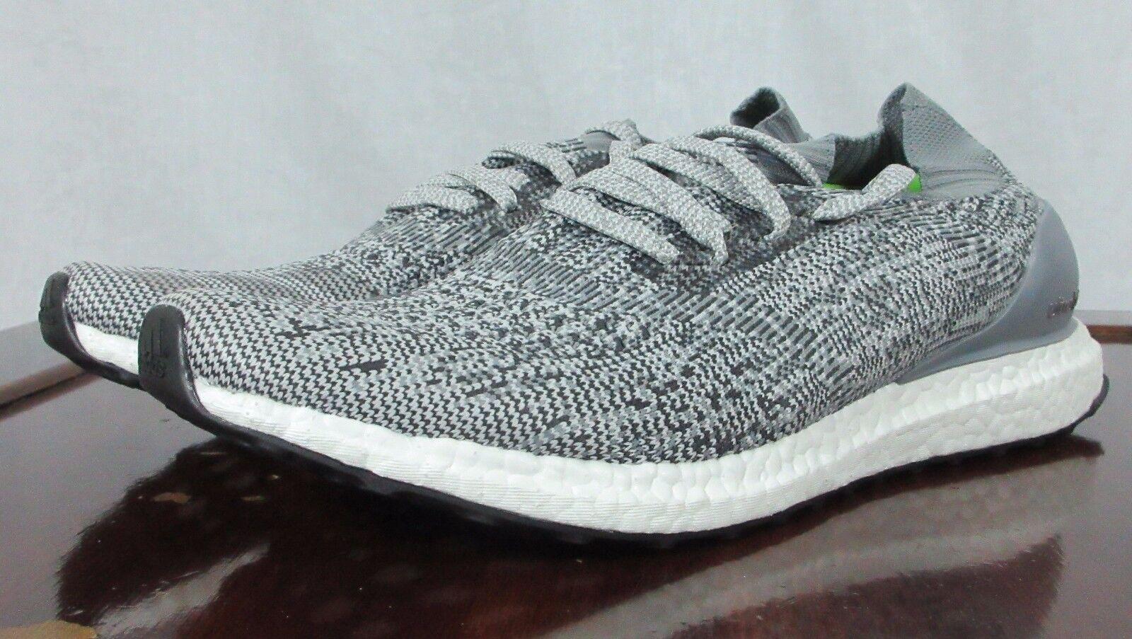adidas Ultra Boost Uncaged Men's Clear Grey BB3898 Size 11.5, 12 W/Receipt