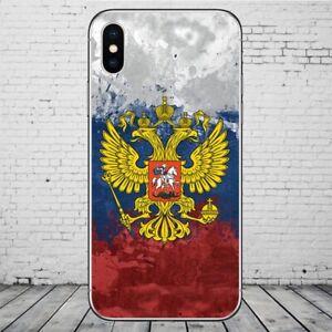 Bandera-rusa-Rusia-caso-iPhone-5-5S-SE-6-6S-6-6S-7-7-8-8-XR-XS-Max-X