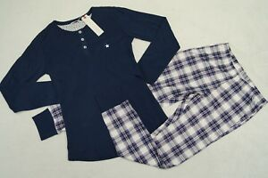 2e3f35e8da Das Bild wird geladen ESPRIT-Schlafanzug-Pyjama-Gr-140-146-152-158-