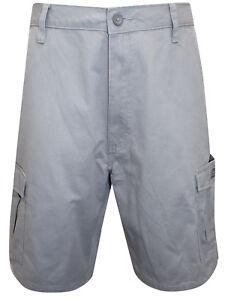 Brand-New-Men-039-s-Wrangler-Grey-Cargo-Shorts-Sizes-W34-to-W42
