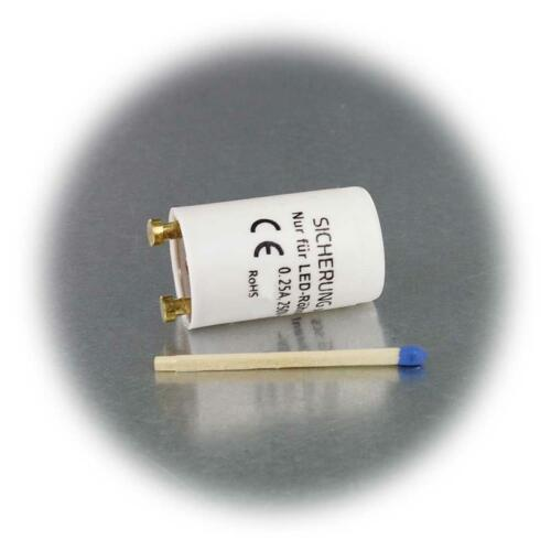 Starterbrücke Starter für LED Röhre Tube Leuchtstofflampe Dummy Überbrücker