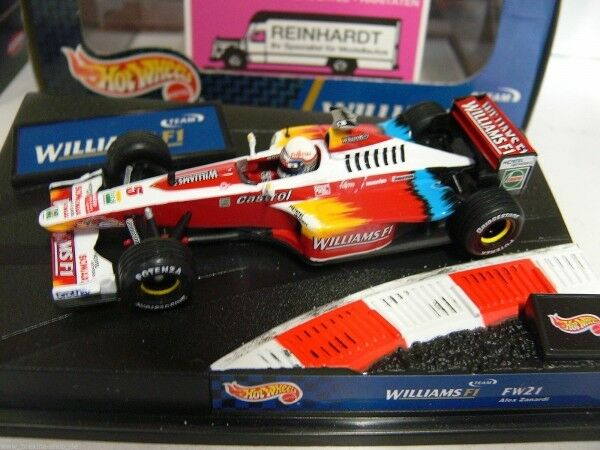 1 43 Hot Wheels Williams FW21 Alessandro Zanardi 24524    | Queensland