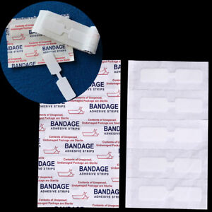 10pc-Waterproof-band-aid-butterfly-adhesive-wound-closure-emergency-bandage-NMZO
