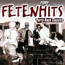 Fetenhits-Party-Rock-Classics-von-Various-CD-Zustand-gut