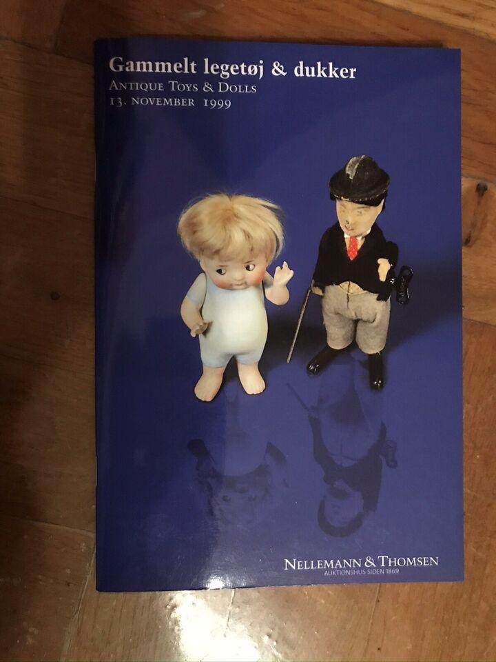 Legetøj, Dansk katalog - gl. Legetøj