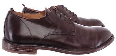 Zapatos Hombres MOMA 2AS024 CU Cusna Ebano Cuero Marron | eBay