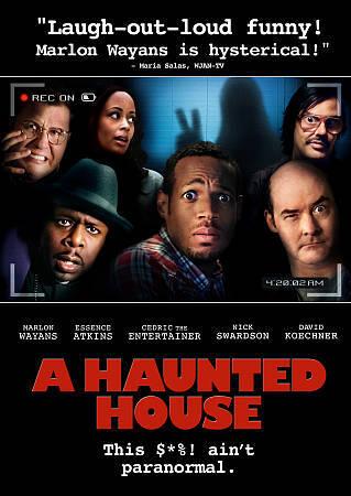 A Haunted House - DVD By Marlon Wayans,Essence Atkins - GOOD - $4.07