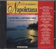 La canzone Napoletana - MIRNA DORIS MARIO MEROLA LINA SASTRI SERGIO BRUNI CD