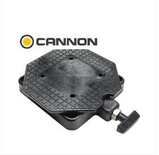 Cannon 2207003 Low Profile Swivel Base Downrigger Mount