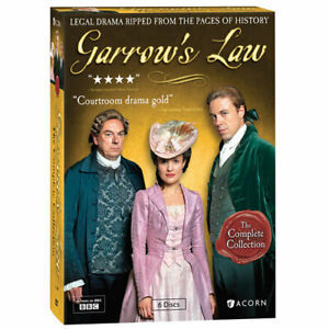 Garrow-039-s-Law-The-Complete-Collection-12-Episodes-on-6-DVDs-Region-1-USA