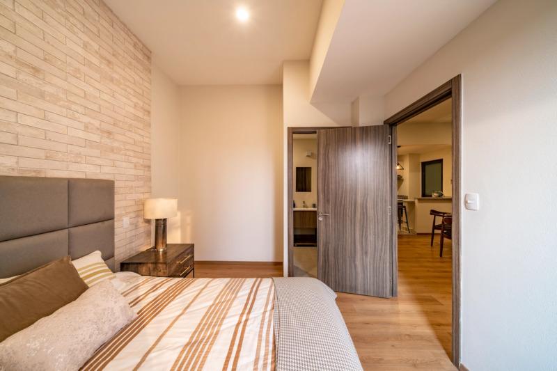 Departamento 86 m2 con acabados de lujo, Cosmopol Lifestyle