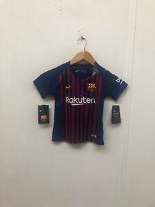 8322a41a Barcelona Nike Children home shirt 18-19 - 24-36 months - Nor 10 ...