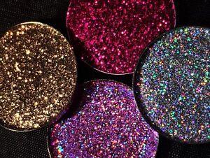 Sparkly-Multi-Tonal-Pressed-Glitter-Eyeshadow-Set-Shine-Bright-Pink-Gold-Silver