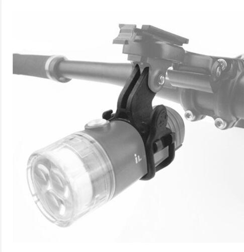 Light Mount Holder for Garmin Bryton Computer Mount with Gopro Camera Adapter
