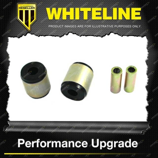Whiteline Front Strut Rod - To Control Arm Bushing for BMW 6 Series E24