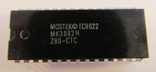 Z80CTC MK3882N MOSTEK DIP28 Z80 Counter Timer Circuit 2pcs 2 Stück