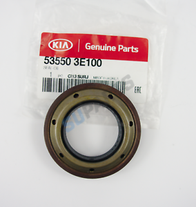Kia Sorento 2003-2009 Genuine Drive Shaft Oil Seal Front 535503E100 Fits