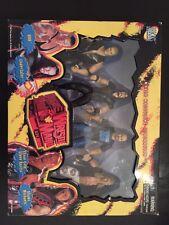 WWE WWF Jakks 4-Pack Wrestlemania XIV Shawn Michaels Undertaker Figur Wrestling