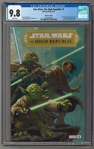 Star Wars: The High Republic Walmart Variant Cover CGC 9.8 NM.MT!!!