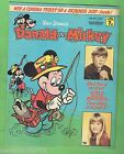 #BB4. . DISNEY DONALD DUCK & MICKEY MOUSE COMIC 12th July 1975