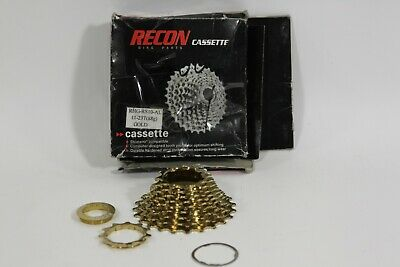Recon Cassette 11 Speed 11-25T For Road Shimano/_Gold