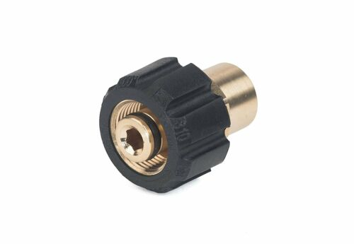 Karcher 8.641-038.0 M22 1//4 Female Swivel Nut Replacement for Pressure Washers