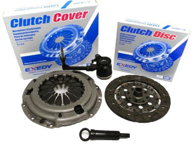 Clutch Kit with Slave Cylinder For Focus Focus 04-11 2.0L 2.3L DOHC LuK 07-196