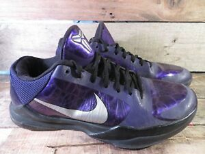 best sneakers ee0d7 86f90 Image is loading Nike-Zoom-KOBE-V-5-Men-039-s-