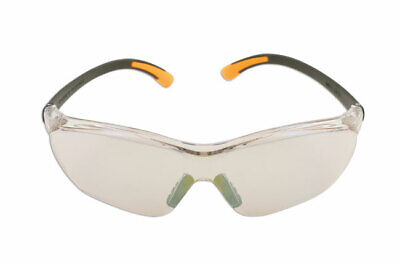 Genuine Laser Tools 5674 Safety Goggles Clear//Mirror