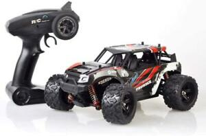 PulseLabz: 1/18 High Speed 35km/h 4WD Remote Control Truck , Sturdy & Fast RC Car Rechargeable & Durable Canada Preview