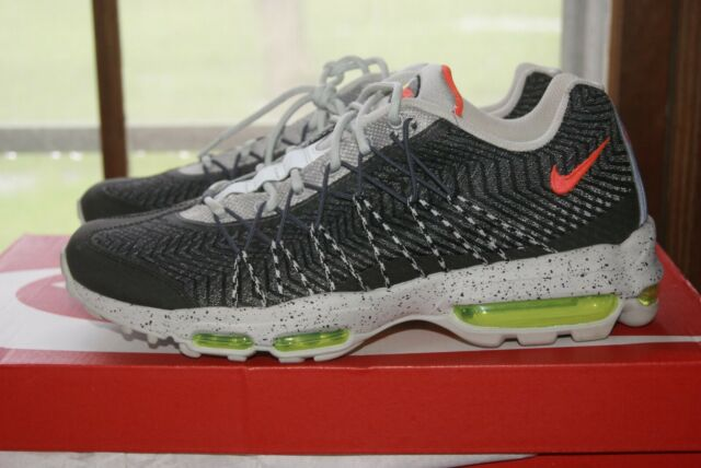 Nike Air Max 95 Ultra Jacquard WhiteWhite Wolf Grey Dark Grey   Footshop