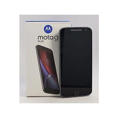 Moto G4 Plus 4th Gen - 16GB Black