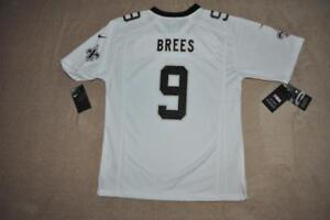 2b0e477014c Drew Brees New Orleans Saints Nike Youth Jersey Large 14/16 White ...