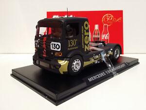 Slot-SCX-Scalextric-Truck-Flyslot-202313-Mercedes-Benz-Coke-Zero-Ed-Especial