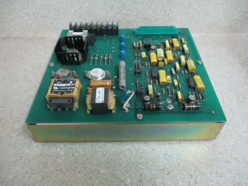 M//N:1-D25043 MOTOR SPEED CONTROL VOLTS115 CYCLES50//60 #18740G REBUILT S-E-CO
