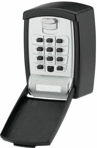 Black Sentinel PL998 Push Button Wall Mounted Size 1 Key Safe