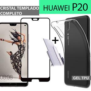 HUAWEI-P20-protector-cristal-completo-3d-vidrio-templado-proteccion-funda-gel