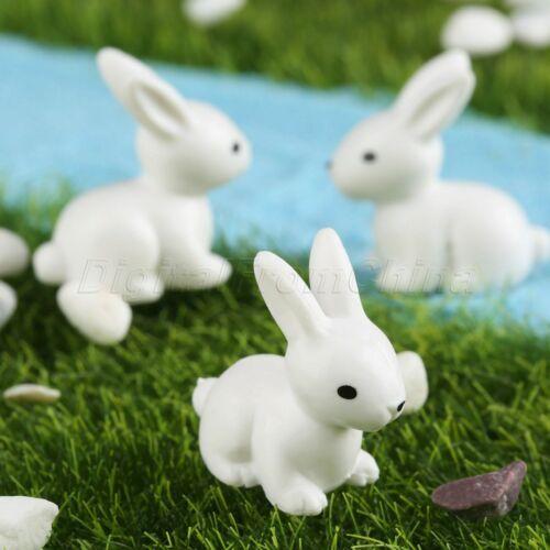 Mini Dollhouse Paysage Ornement Animaux Figurines Fée Jardin Bonsai Décor