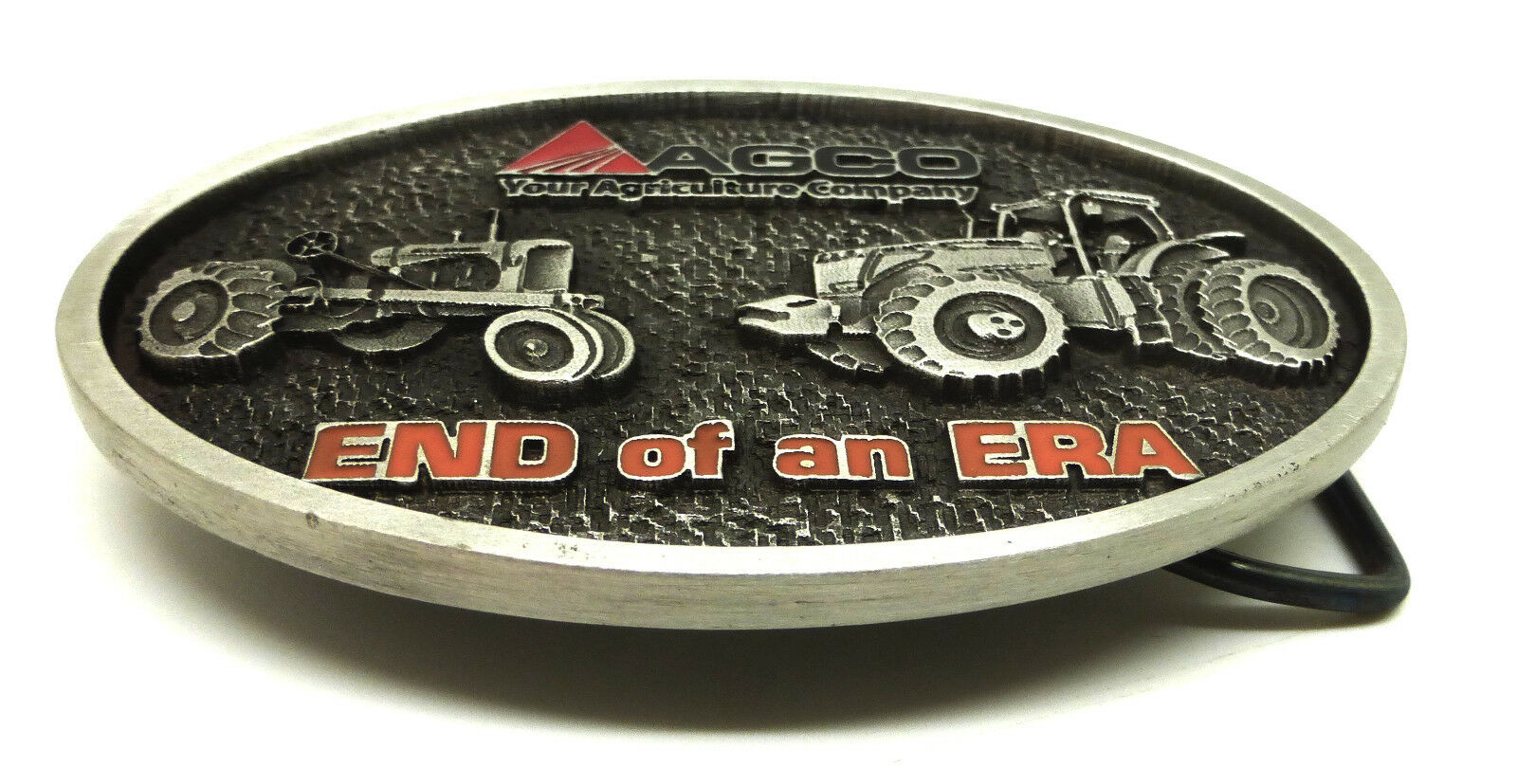 AGCO boucle de ceinture agriculture Spec cast agriculteur tracteur licence officielle