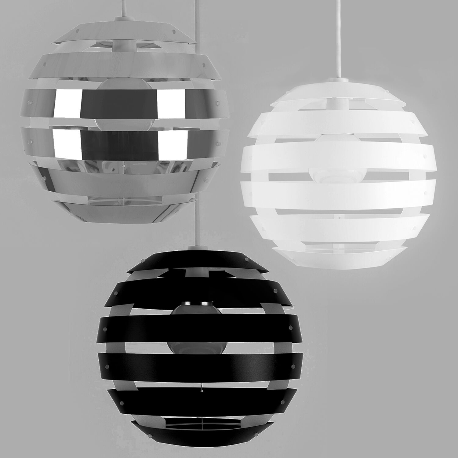 Cut out lampshade ebay round sphere cut out ceiling pendant light shades easy fit lampshade lighting mozeypictures Image collections