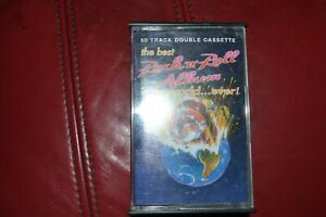 ROCK-N-ROLL-THE-BEST-IN-THE-WORLD-EVER-CASSETTE-TAPE-50-VARIOUS-ARTISTS