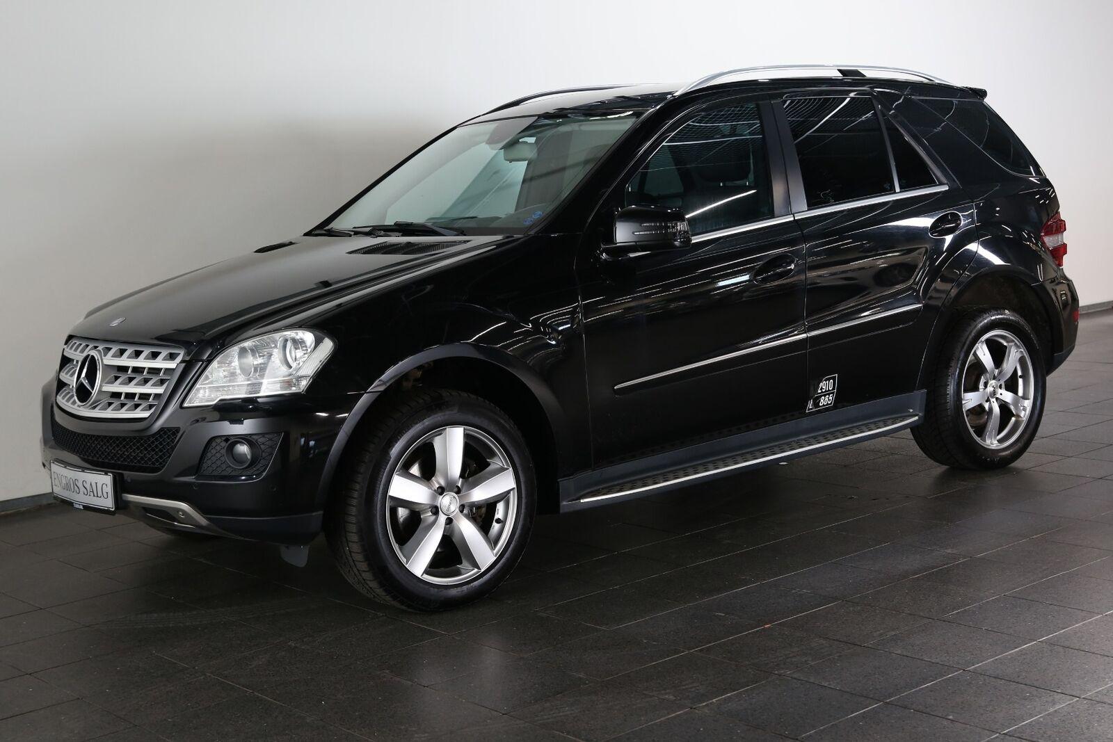Mercedes-Benz ML350 3,0 CDi aut. 4Matic Van